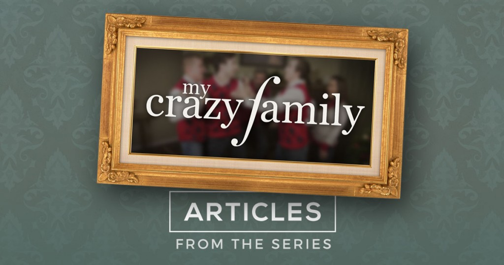 My Crazy Family Blog
