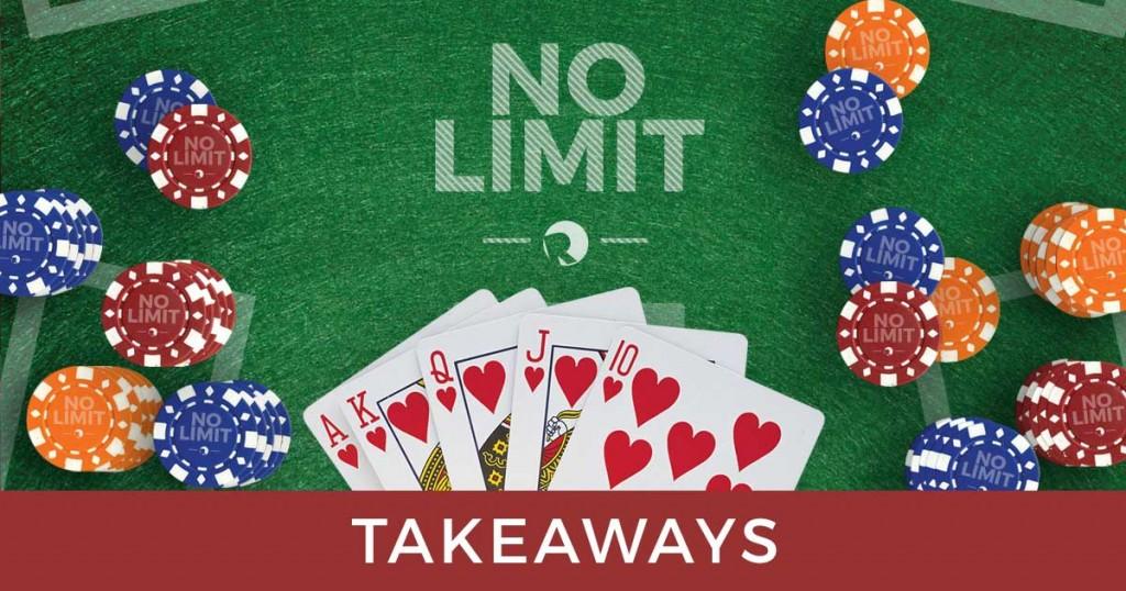 No Limit Takeaways